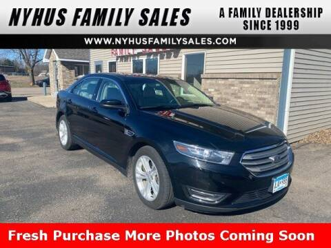 2015 Ford Taurus for sale at Nyhus Family Sales in Perham MN
