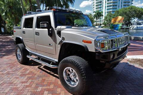 2006 HUMMER H2 SUT for sale at Choice Auto in Fort Lauderdale FL