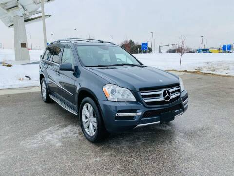 2012 Mercedes-Benz GL-Class for sale at Airport Motors in Saint Francis WI