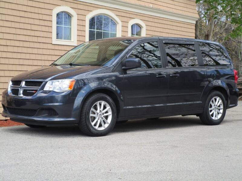 2013 Dodge Grand Caravan for sale at Car and Truck Exchange, Inc. in Rowley MA