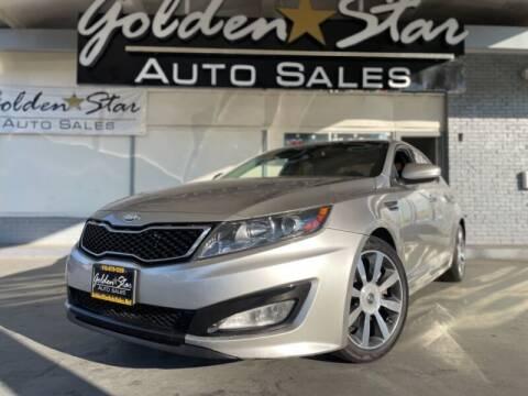 2013 Kia Optima for sale at Golden Star Auto Sales in Sacramento CA