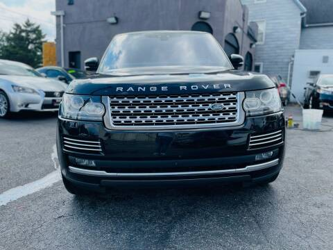 2017 Land Rover Range Rover for sale at H & H Motors 2 LLC in Baltimore MD