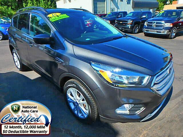 2018 Ford Escape for sale at Jon's Auto in Marquette MI