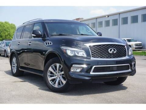 2015 Infiniti QX80 for sale at FREDY USED CAR SALES in Houston TX