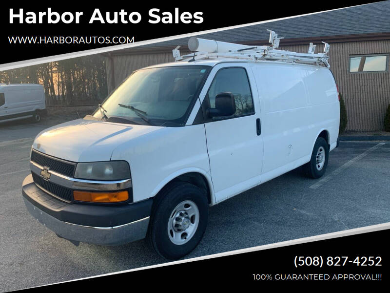 2011 Chevrolet Express Cargo for sale at Harbor Auto Sales in Hyannis MA