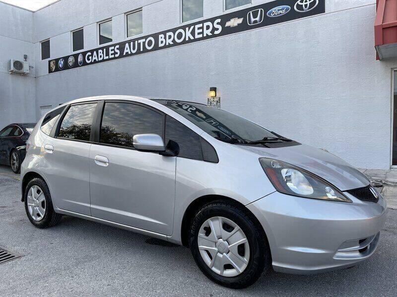 2013 Honda Fit for sale in Miami, FL