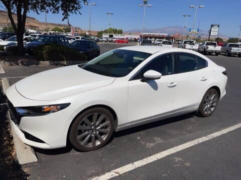 2019 Mazda Mazda3 Sedan for sale at Stephen Wade Pre-Owned Supercenter in Saint George UT
