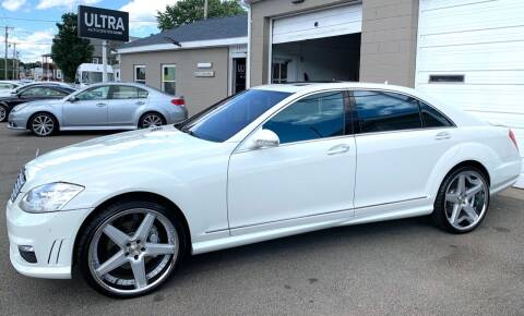 2009 Mercedes-Benz S-Class for sale at Ultra Auto Center in North Attleboro MA