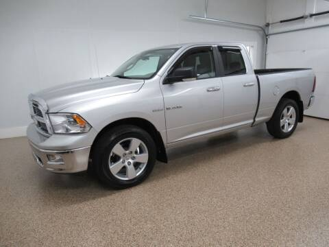 2010 Dodge Ram Pickup 1500 for sale at HTS Auto Sales in Hudsonville MI