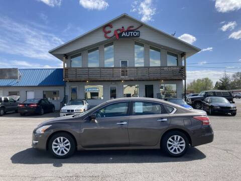 2013 Nissan Altima for sale at Epic Auto in Idaho Falls ID