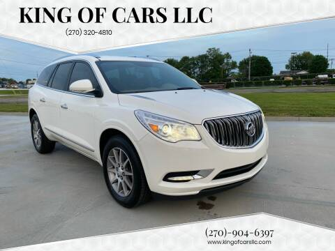 2015 Buick Enclave for sale at King of Cars LLC in Bowling Green KY