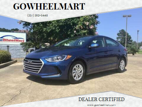 2018 Hyundai Elantra for sale at GOWHEELMART in Leesville LA