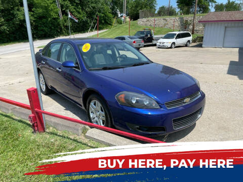 2007 Chevrolet Impala for sale at Central Auto Credit Inc in Kansas City KS