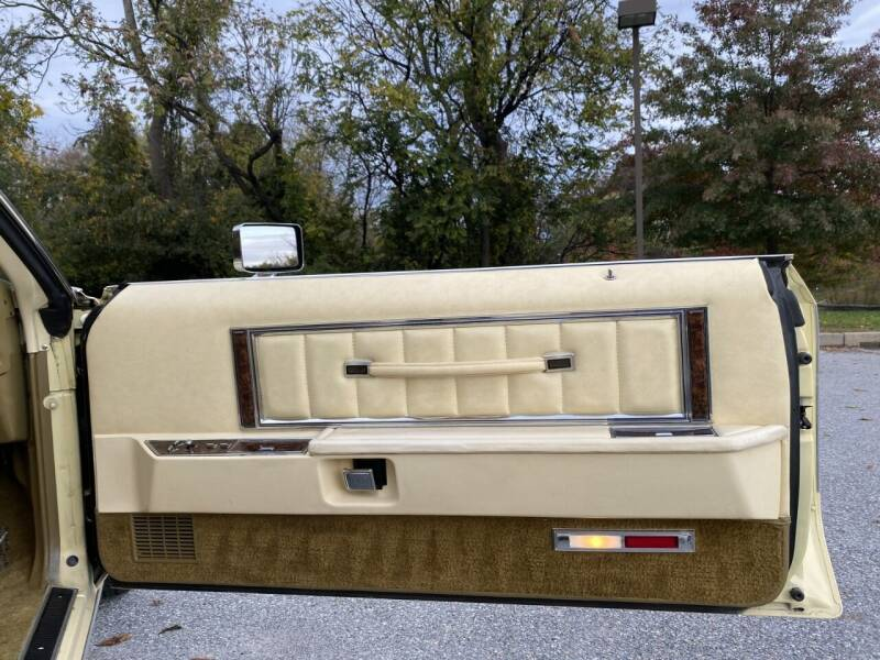 1978 Lincoln Continental Mark V - West Chester PA