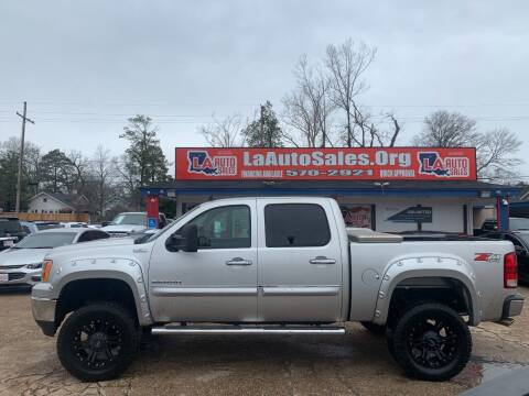 2011 GMC Sierra 1500 for sale at LA Auto Sales in Monroe LA