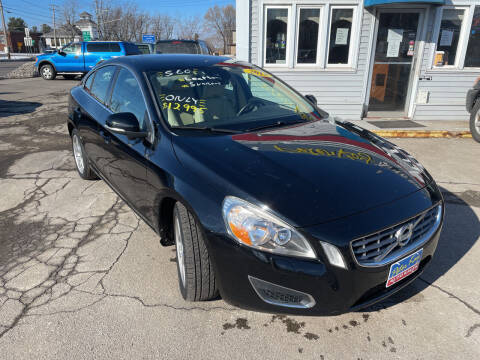2013 Volvo S60 for sale at Peter Kay Auto Sales in Alden NY
