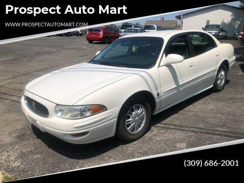 2005 Buick LeSabre for sale at Prospect Auto Mart in Peoria IL
