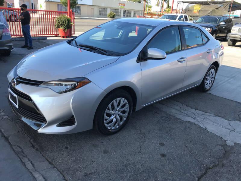 2018 Toyota Corolla for sale at Auto Emporium in Wilmington CA