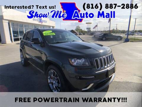 2012 Jeep Grand Cherokee for sale at Show Me Auto Mall in Harrisonville MO