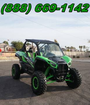 2020 Kawasaki Teryx KRX 1000 for sale at AZautorv.com in Mesa AZ