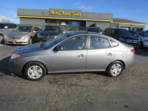 2010 Hyundai Elantra for sale at MIRA AUTO SALES in Cincinnati OH