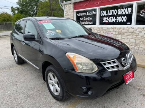 2013 Nissan Rogue for sale at GOL Auto Group in Austin TX