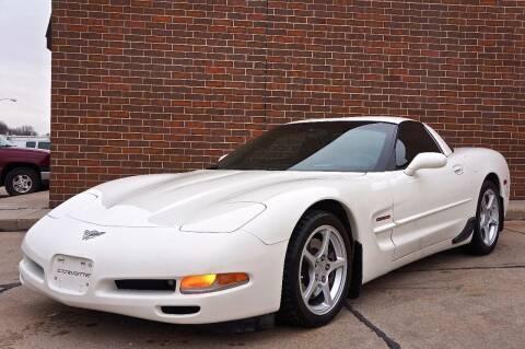 2003 Chevrolet Corvette for sale at Effect Auto Center in Omaha NE