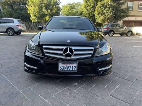 2012 Mercedes-Benz C-Class for sale at Ronnie Motors LLC in San Jose CA