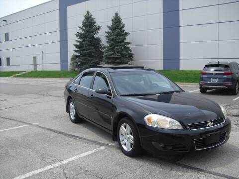 2006 Chevrolet Impala for sale at Nationwide Auto Group in Melrose Park IL