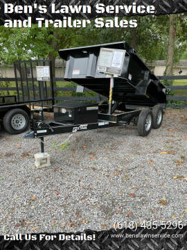 2022 Doolittle MD60107K for sale at Ben's Lawn Service and Trailer Sales in Benton IL