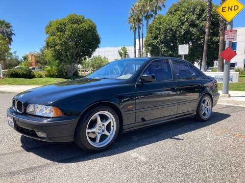 2000 BMW 5 Series for sale at Trade In Auto Sales in Van Nuys CA