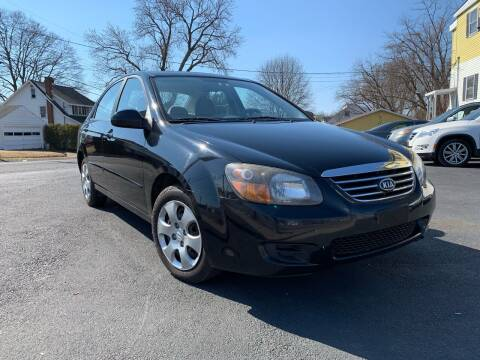 2009 Kia Spectra for sale at Pak Auto Corp in Schenectady NY