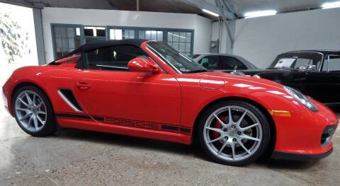 2011 Porsche Boxster for sale at Milpas Motors Auto Gallery in Ventura CA