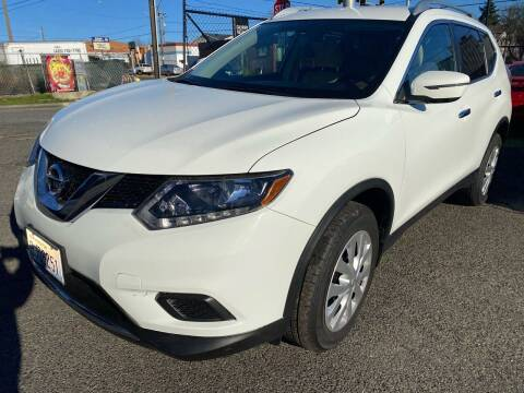 2016 Nissan Rogue for sale at Paisanos Chevrolane in Seattle WA