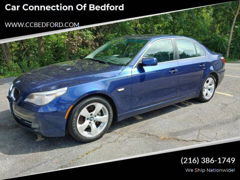 2008 BMW 5 Series for sale at Car Connection of Bedford in Bedford OH