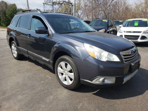 2011 Subaru Outback for sale at Real Deal Auto Sales in Manchester NH