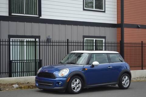 2013 MINI Hardtop for sale at Skyline Motors Auto Sales in Tacoma WA