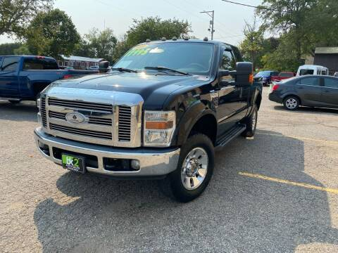 2008 Ford F-250 Super Duty for sale at BK2 Auto Sales in Beloit WI