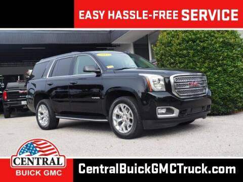 2017 GMC Yukon for sale at Central Buick GMC in Winter Haven FL