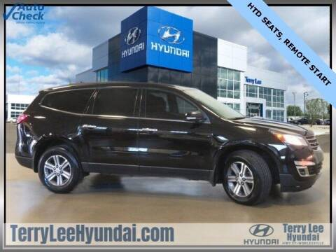 2017 Chevrolet Traverse for sale at Terry Lee Hyundai in Noblesville IN