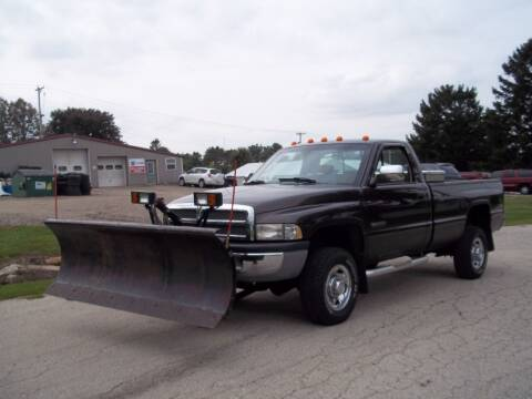 1997 Dodge Ram Pickup 2500 for sale at SHULLSBURG AUTO in Shullsburg WI