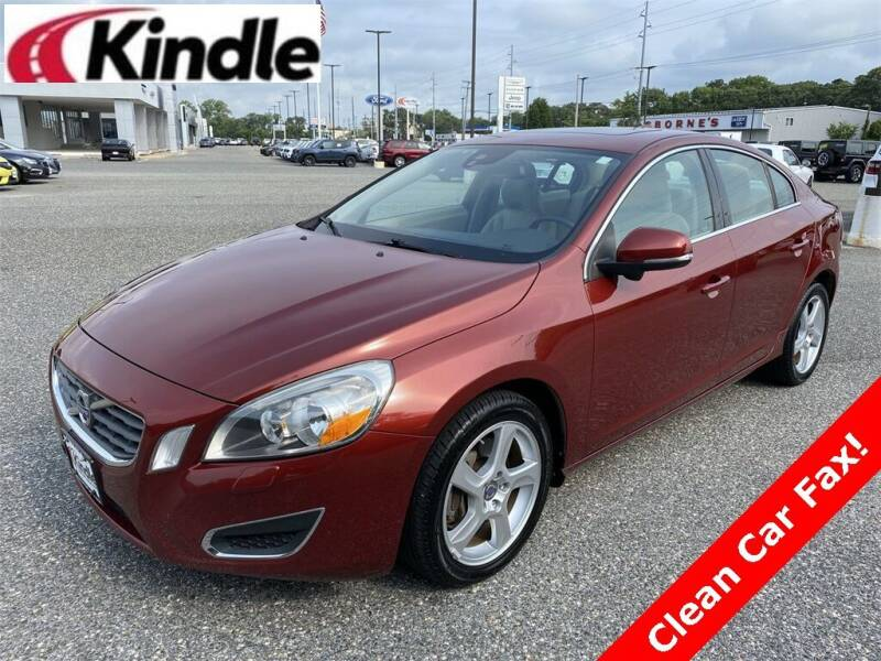 2013 Volvo S60 for sale at Kindle Auto Plaza in Cape May Court House NJ