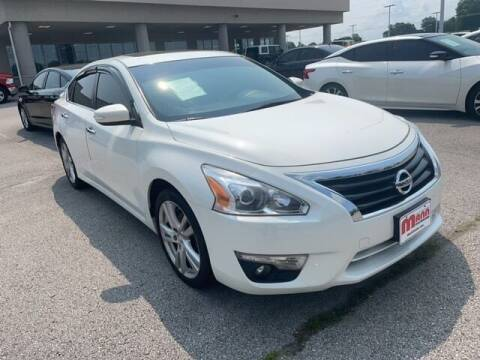 2013 Nissan Altima for sale at Mann Chrysler Dodge Jeep of Richmond in Richmond KY