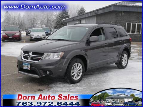 2016 Dodge Journey for sale at Jim Dorn Auto Sales in Delano MN