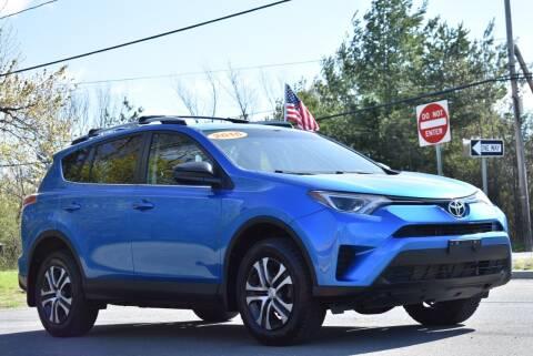 2016 Toyota RAV4 for sale at GREENPORT AUTO in Hudson NY