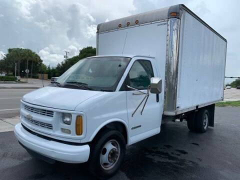 1999 Chevrolet Express Cargo for sale at Classic Car Deals in Cadillac MI