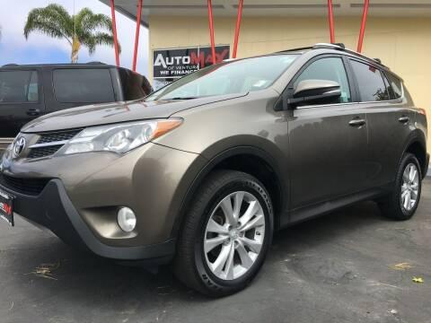 2013 Toyota RAV4 for sale at Auto Max of Ventura in Ventura CA
