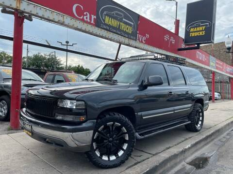 2002 Chevrolet Suburban for sale at Manny Trucks in Chicago IL