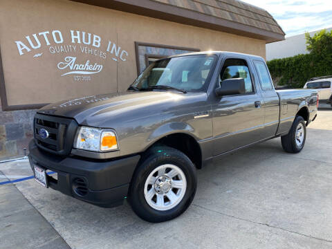 2011 Ford Ranger for sale at Auto Hub, Inc. in Anaheim CA