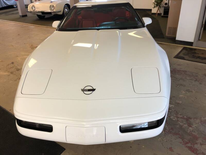 1993 Chevrolet Corvette for sale at Berwyn S Detweiler Sales & Service in Uniontown PA